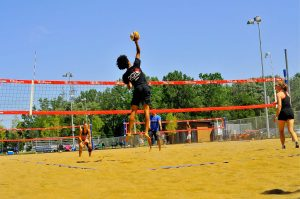 beach volley celtique